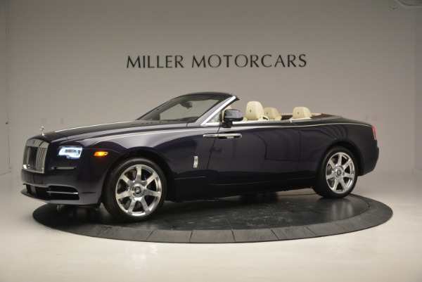 New 2016 Rolls-Royce Dawn for sale Sold at Aston Martin of Greenwich in Greenwich CT 06830 4