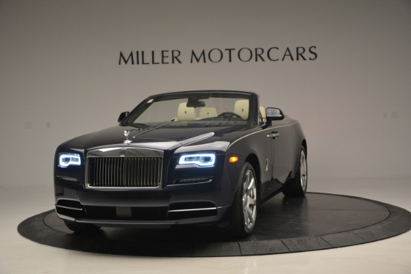 New 2016 Rolls-Royce Dawn for sale Sold at Aston Martin of Greenwich in Greenwich CT 06830 1