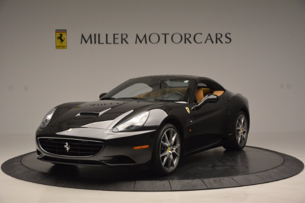 Used 2010 Ferrari California for sale Sold at Aston Martin of Greenwich in Greenwich CT 06830 13