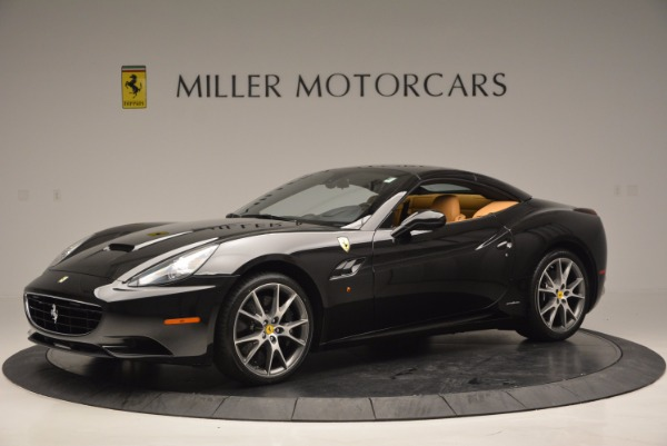 Used 2010 Ferrari California for sale Sold at Aston Martin of Greenwich in Greenwich CT 06830 14