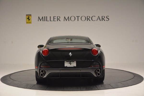 Used 2010 Ferrari California for sale Sold at Aston Martin of Greenwich in Greenwich CT 06830 18