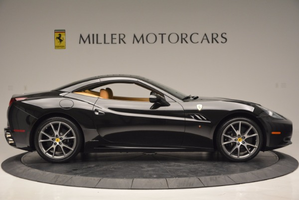 Used 2010 Ferrari California for sale Sold at Aston Martin of Greenwich in Greenwich CT 06830 21