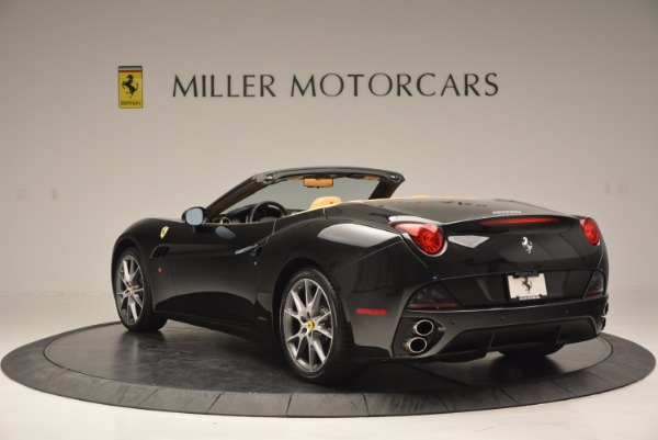 Used 2010 Ferrari California for sale Sold at Aston Martin of Greenwich in Greenwich CT 06830 5