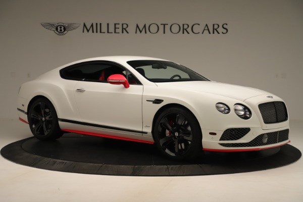 Used 2017 Bentley Continental GT Speed for sale Sold at Aston Martin of Greenwich in Greenwich CT 06830 10