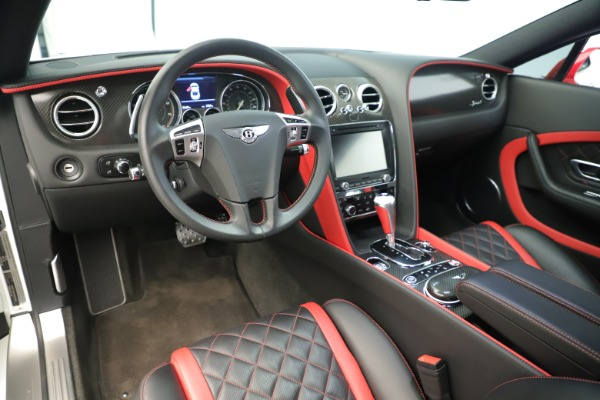 Used 2017 Bentley Continental GT Speed for sale Sold at Aston Martin of Greenwich in Greenwich CT 06830 14