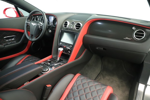 Used 2017 Bentley Continental GT Speed for sale Sold at Aston Martin of Greenwich in Greenwich CT 06830 18