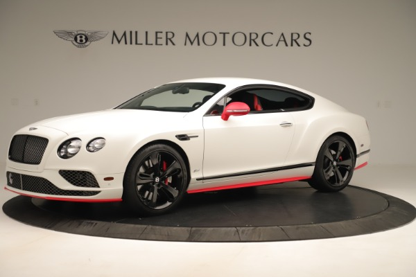 Used 2017 Bentley Continental GT Speed for sale Sold at Aston Martin of Greenwich in Greenwich CT 06830 2