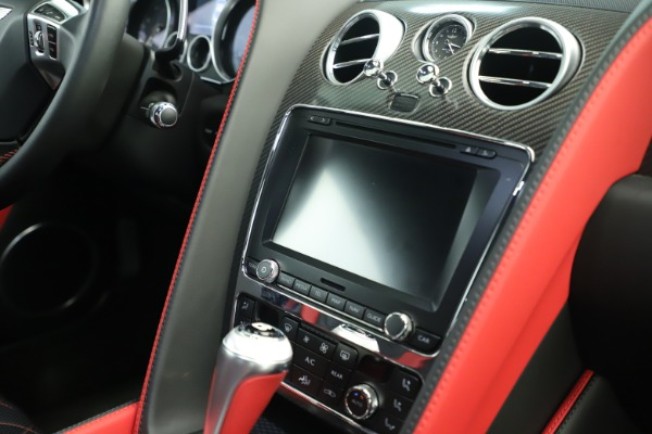 Used 2017 Bentley Continental GT Speed for sale Sold at Aston Martin of Greenwich in Greenwich CT 06830 23