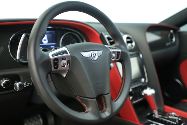 Used 2017 Bentley Continental GT Speed for sale Sold at Aston Martin of Greenwich in Greenwich CT 06830 24