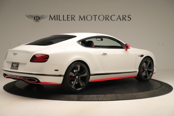 Used 2017 Bentley Continental GT Speed for sale Sold at Aston Martin of Greenwich in Greenwich CT 06830 8