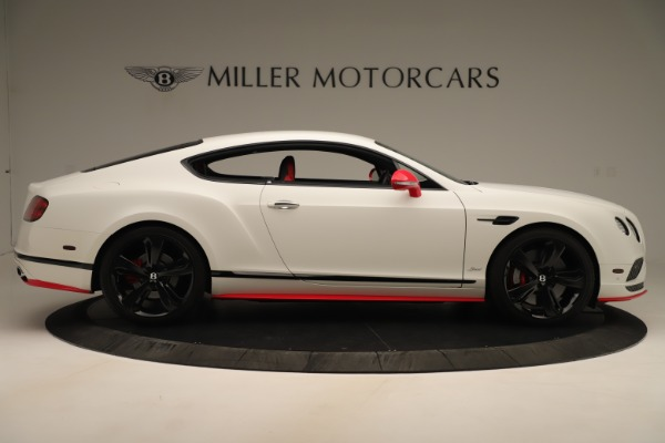 Used 2017 Bentley Continental GT Speed for sale Sold at Aston Martin of Greenwich in Greenwich CT 06830 9