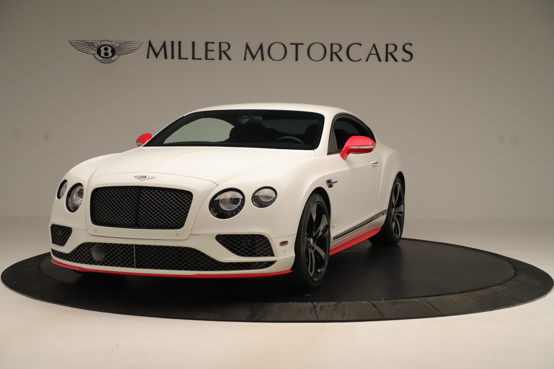 Used 2017 Bentley Continental GT Speed for sale Sold at Aston Martin of Greenwich in Greenwich CT 06830 1