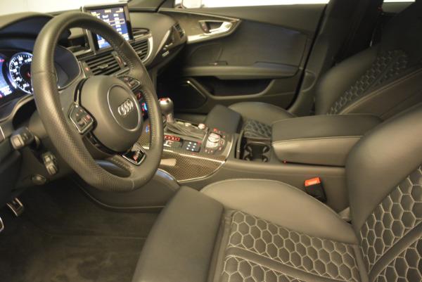 Used 2014 Audi RS 7 4.0T quattro Prestige for sale Sold at Aston Martin of Greenwich in Greenwich CT 06830 15