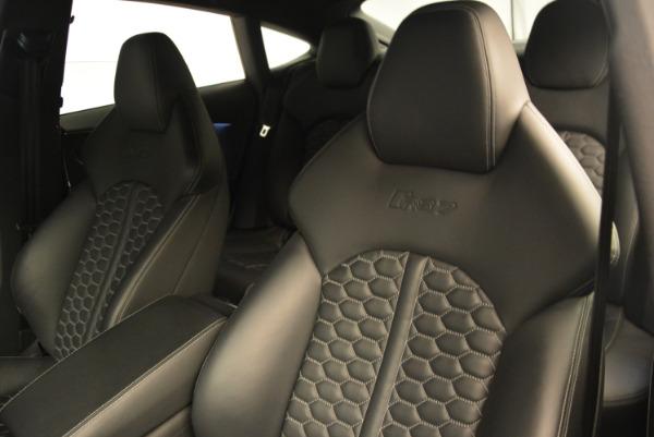 Used 2014 Audi RS 7 4.0T quattro Prestige for sale Sold at Aston Martin of Greenwich in Greenwich CT 06830 17
