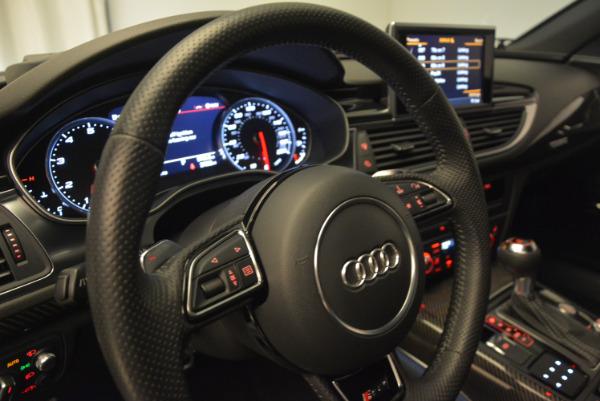 Used 2014 Audi RS 7 4.0T quattro Prestige for sale Sold at Aston Martin of Greenwich in Greenwich CT 06830 18