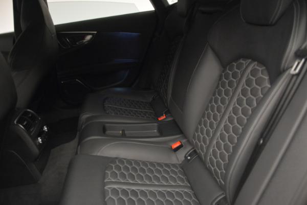 Used 2014 Audi RS 7 4.0T quattro Prestige for sale Sold at Aston Martin of Greenwich in Greenwich CT 06830 21