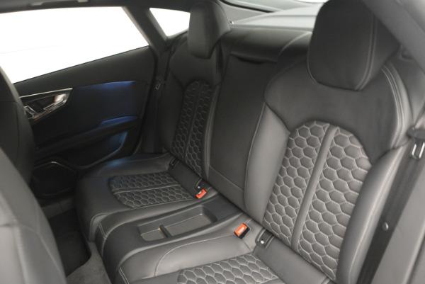 Used 2014 Audi RS 7 4.0T quattro Prestige for sale Sold at Aston Martin of Greenwich in Greenwich CT 06830 22