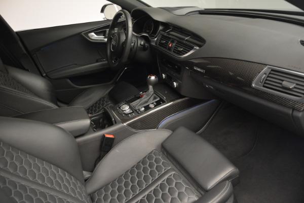 Used 2014 Audi RS 7 4.0T quattro Prestige for sale Sold at Aston Martin of Greenwich in Greenwich CT 06830 23