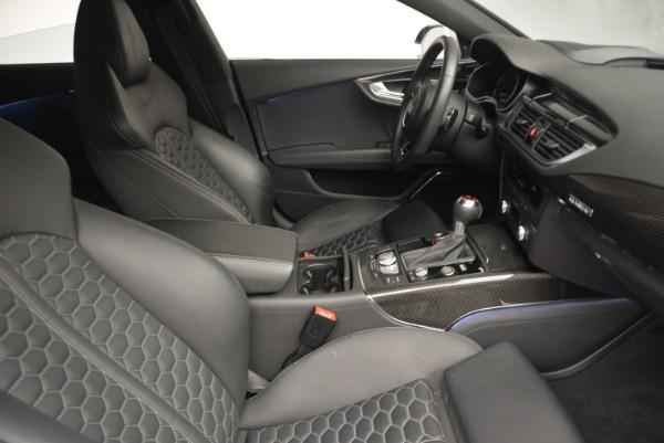 Used 2014 Audi RS 7 4.0T quattro Prestige for sale Sold at Aston Martin of Greenwich in Greenwich CT 06830 24