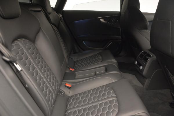 Used 2014 Audi RS 7 4.0T quattro Prestige for sale Sold at Aston Martin of Greenwich in Greenwich CT 06830 25