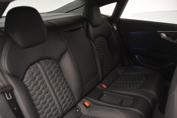 Used 2014 Audi RS 7 4.0T quattro Prestige for sale Sold at Aston Martin of Greenwich in Greenwich CT 06830 26
