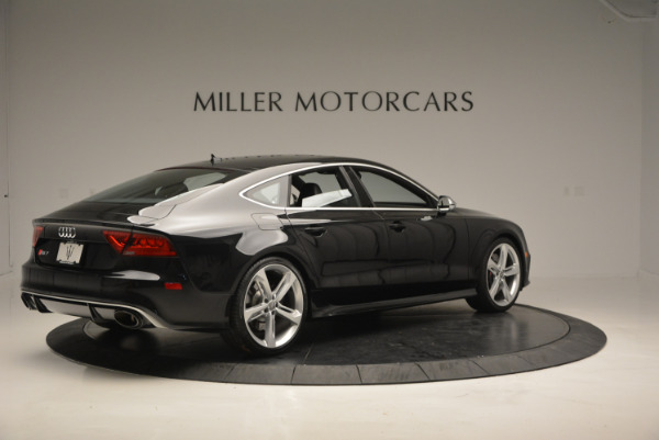 Used 2014 Audi RS 7 4.0T quattro Prestige for sale Sold at Aston Martin of Greenwich in Greenwich CT 06830 8
