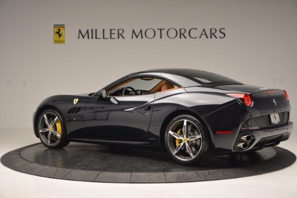 Used 2013 Ferrari California 30 for sale Sold at Aston Martin of Greenwich in Greenwich CT 06830 16