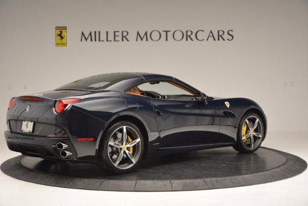 Used 2013 Ferrari California 30 for sale Sold at Aston Martin of Greenwich in Greenwich CT 06830 20