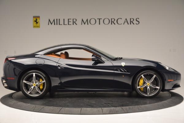 Used 2013 Ferrari California 30 for sale Sold at Aston Martin of Greenwich in Greenwich CT 06830 21