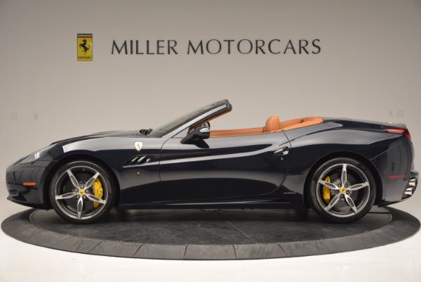 Used 2013 Ferrari California 30 for sale Sold at Aston Martin of Greenwich in Greenwich CT 06830 3