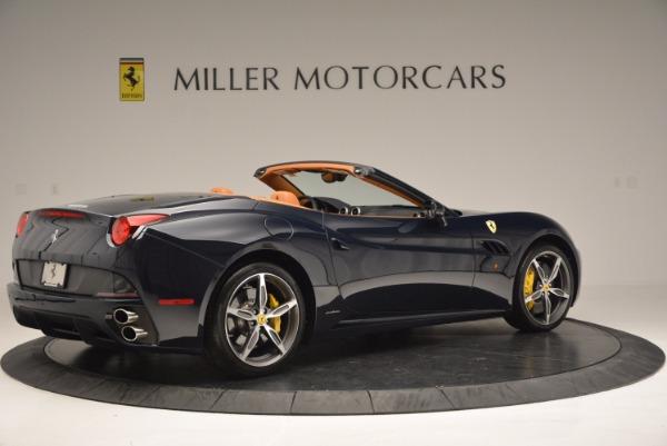 Used 2013 Ferrari California 30 for sale Sold at Aston Martin of Greenwich in Greenwich CT 06830 8