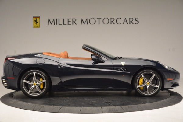 Used 2013 Ferrari California 30 for sale Sold at Aston Martin of Greenwich in Greenwich CT 06830 9