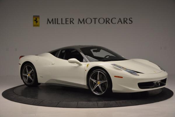 Used 2012 Ferrari 458 Italia for sale Sold at Aston Martin of Greenwich in Greenwich CT 06830 10