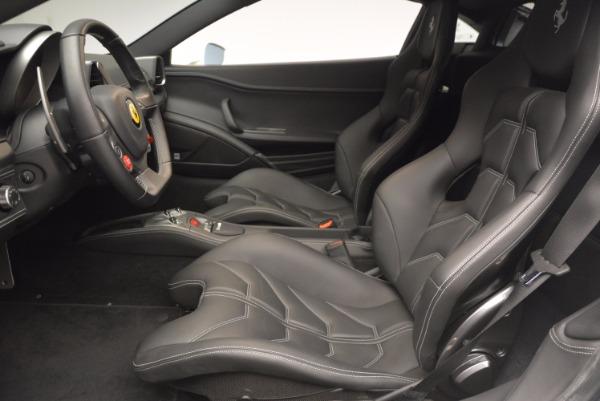 Used 2012 Ferrari 458 Italia for sale Sold at Aston Martin of Greenwich in Greenwich CT 06830 14