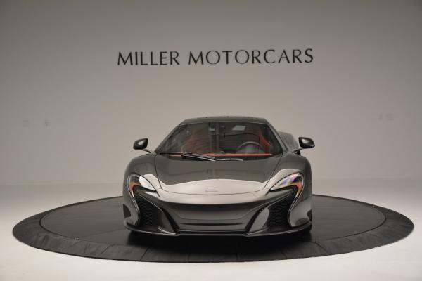 Used 2015 McLaren 650S for sale Sold at Aston Martin of Greenwich in Greenwich CT 06830 12