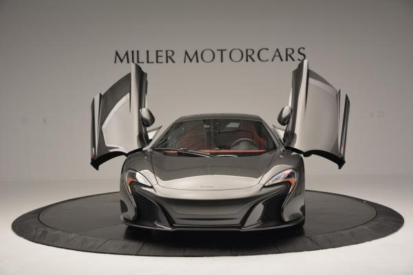 Used 2015 McLaren 650S for sale Sold at Aston Martin of Greenwich in Greenwich CT 06830 13