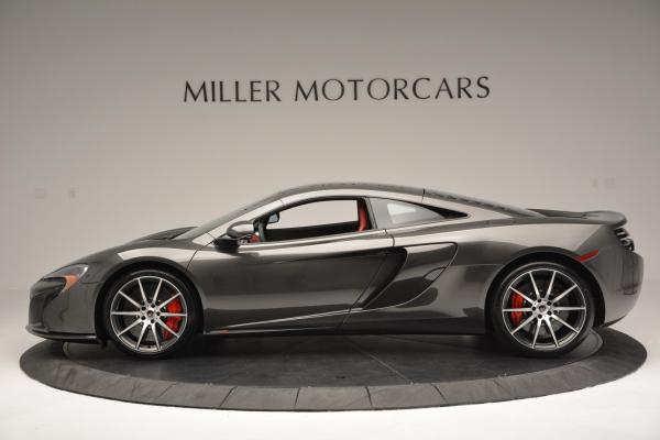 Used 2015 McLaren 650S for sale Sold at Aston Martin of Greenwich in Greenwich CT 06830 3