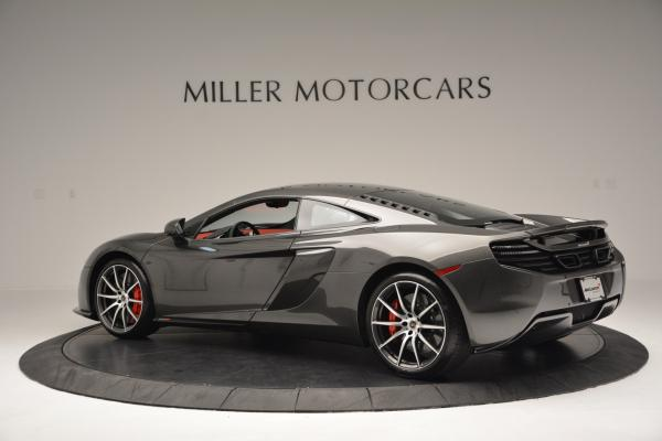 Used 2015 McLaren 650S for sale Sold at Aston Martin of Greenwich in Greenwich CT 06830 4