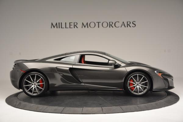 Used 2015 McLaren 650S for sale Sold at Aston Martin of Greenwich in Greenwich CT 06830 9