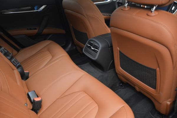 New 2017 Maserati Ghibli S Q4 for sale Sold at Aston Martin of Greenwich in Greenwich CT 06830 22
