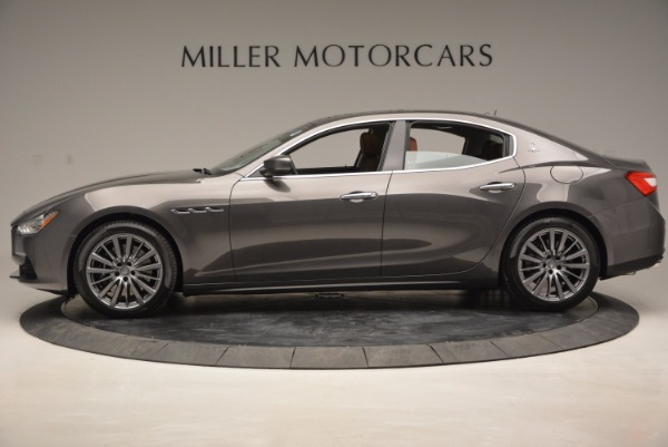 New 2017 Maserati Ghibli S Q4 for sale Sold at Aston Martin of Greenwich in Greenwich CT 06830 3