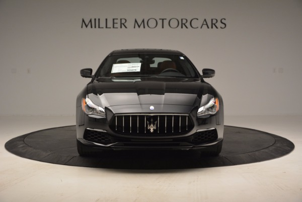 New 2017 Maserati Quattroporte S Q4 GranLusso for sale Sold at Aston Martin of Greenwich in Greenwich CT 06830 12