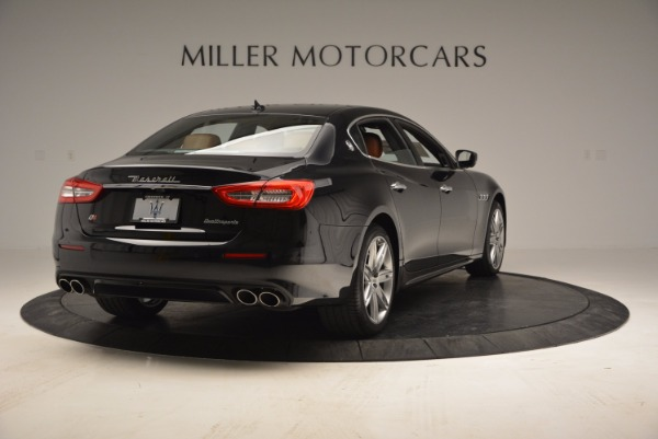 New 2017 Maserati Quattroporte S Q4 GranLusso for sale Sold at Aston Martin of Greenwich in Greenwich CT 06830 7