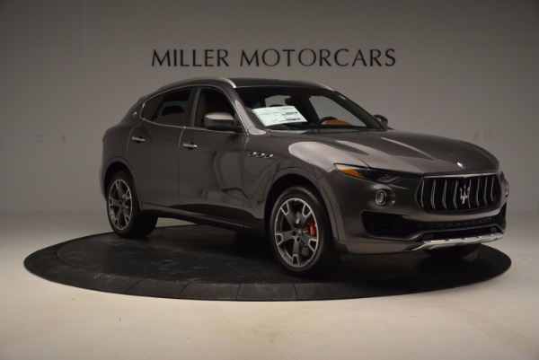 New 2017 Maserati Levante S for sale Sold at Aston Martin of Greenwich in Greenwich CT 06830 11