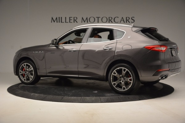 New 2017 Maserati Levante S for sale Sold at Aston Martin of Greenwich in Greenwich CT 06830 4