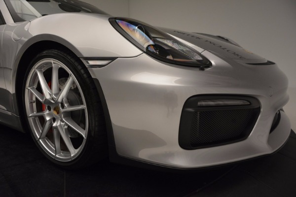 Used 2016 Porsche Boxster Spyder for sale Sold at Aston Martin of Greenwich in Greenwich CT 06830 26
