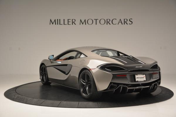 New 2016 McLaren 570S for sale Sold at Aston Martin of Greenwich in Greenwich CT 06830 5