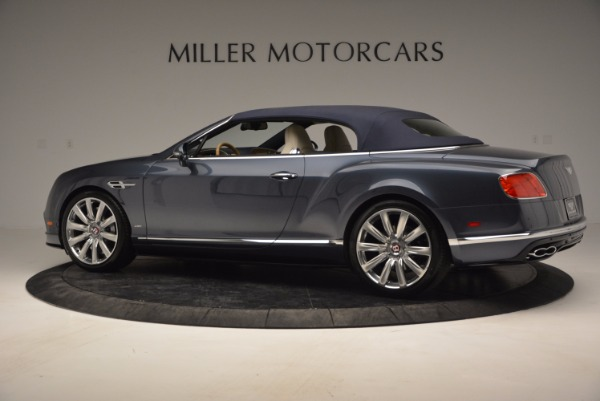Used 2017 Bentley Continental GT V8 S for sale $179,900 at Aston Martin of Greenwich in Greenwich CT 06830 17