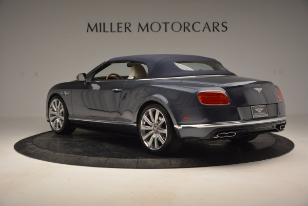 Used 2017 Bentley Continental GT V8 S for sale $179,900 at Aston Martin of Greenwich in Greenwich CT 06830 18