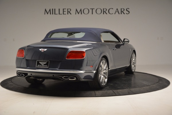 Used 2017 Bentley Continental GT V8 S for sale $179,900 at Aston Martin of Greenwich in Greenwich CT 06830 20